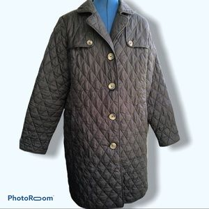 L.L. Bean | Womens Quilted Coat